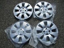 Genuine 2006 to 2010 Toyota Yaris 15 inch hubcaps wheel covers set