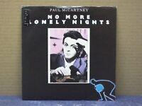 PAUL McCARTNEY - NO MORE - 45 GIRI - NM/NM