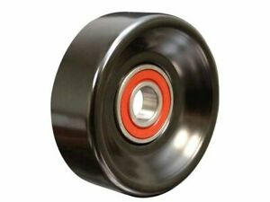 For 2002 Hummer H1 Accessory Belt Idler Pulley Dayco 48615TN Premium