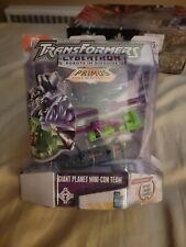 Transformers Cybertron GIANT PLANET MINI-CON Team, MOSC/New (2006 Hasbro) Lot4
