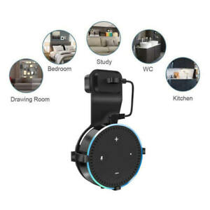 1X Wall Mount Hanger Holder Stand Bracket For Amazon Echo Dot (2nd Gen) Speaker