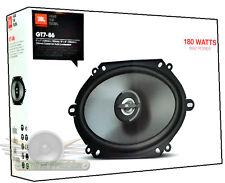 "JBL GT7-86 2-WAY 6X8"" COAXIAL CAR SPEAKERS NEW GT7 Series 5""x7""/6""x8"" Speakers"