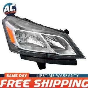 GM2503375 Headlight for 2013-2016 Chevrolet Traverse RH