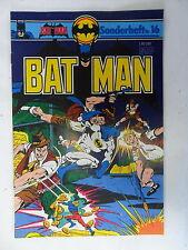 1 x Comic  Batman Sonderheft   Nr. 16    mit Sammel Ecke   Zustand 1 -2