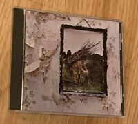 Led Zeppelin CD Atlantic Records 1971 82638-2, Led Zeppelin IV