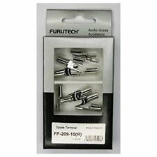 Furutech FP209-10 (R)  power cable for the Y lug 10 pcs Import Japan
