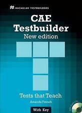 New CAE Testbuilder: Student Book Pack with Key, Judith Ash, Jake Allsop, New Bo