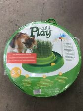 Catit Play Planter - Duel Toys + Planter.