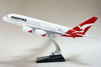 QANTAS CENTENARY AIRBUS COIN and  A380 LARGE MODEL PLANE 45cm ✈️