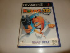 PlayStation 2 PS 2 Worms 3d