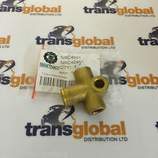Land Rover Discovery 1 Rear Brake 3 Way 'T' Piece Connector - Bearmach - NRC4251
