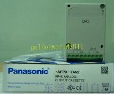 NEW PANASONIC PLC extension Plug-in unit AFPX-DA2 for industry use