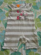 Baby Girls Pumpkin Patch One Piece Jump Body Sleep suit Size 12-18 mths