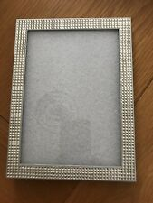 silver picture frame 4 x 6