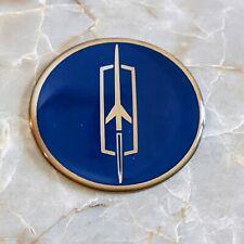 Dark Blue Oldsmobile Wire Wheel Chips Emblems Decals Set Of 4 Size 275in