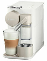 Delonghi Nespresso EN500W Lattissima One Capsule Coffee Machine EN500.W WHITE