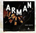 ARMAN FERNANDEZ Modern Artist ART MONOGRAPH **SIGNED & INSCRIBED w/ DRAWING**