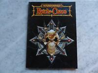 Warhammer Fantasy Armeebuch - Reich des Chaos - Games Workshop