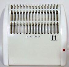 Appareils de chauffage d'appoint mural blanc