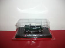 morris cooper S vert 1964  auto plus autoplus scale 1/43 neuf