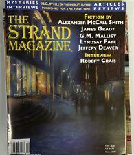 The Strand Magazine 2013 Oct Jan HG Wells Grady Cralis