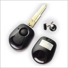 2 Button Remote Key Case for SSANGYONG Actyon Kyron Rexton Car Fob Shell,NO Chip