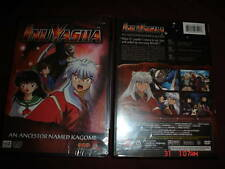 "JAPANESE MANGA/ANIME INUYASHA ""An Ancestor Named Kagome""VOL46 EP 136-138 RET DVD"