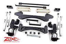 """Zone 6"""" IFS Suspension Lift Kit Chevy / GMC  2 wd"""