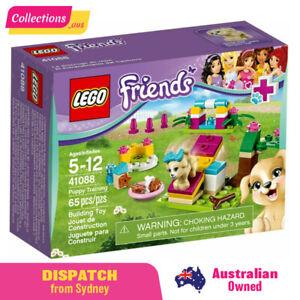 GENUINE LEGO Friends - Puppy Training - 41088 - Sealed Box - Fast FREE Shipping!