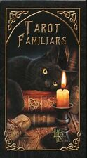 Tarot Familiars Lisa Parker, Fournier, brand NEW