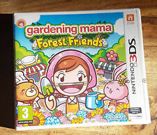 GARDENING MAMA FOREST FRIENDS Jeu Sur Nintendo 3DS Neuf Sous Blister VF