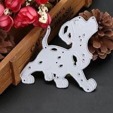 Cute Dog Metal Cutting Dies Stencils Scrapbook Card Album Paper Embossing Crafts