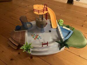 Playmobil Freibad 4858
