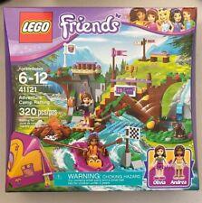 LEGO Friends Adventure Camp Rafting Kit 41121 (320 Piece)