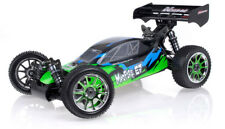 1/8 Exceed RC MadFire Electric Brushless Racing ARTR Buggy Gama Green