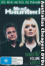 Most Haunted Series 6/7 Volume 1 DVD NEW, FREE POST WITHIN AUSTRALIA REGION ALL