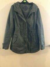 Primark green coat size 12
