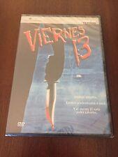 VIERNES 13 - 1 DVD SLIMCASE - 91 MIN - CINE DE TERROR EL MUNDO - NEW & SEALED