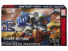 FORTRESS MAXIMUS! Transformers TITANS RETURN! Brand New, ***IN STOCK***