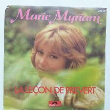 MARIE MYRIAM La lecon de Prevert 2056692