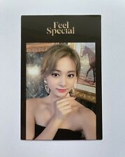 TWICE TZUYU FEEL SPECIAL OFFICIAL PHOTOCARD