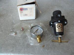 """Coilhose Pneumatics 8803 Heavy Duty Series Air Pressure Regulator 3/8"""" Line"""