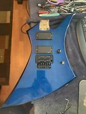 Jackson Kelly MIJ guitar Body