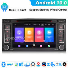 Android 10.0 Autorradio Estéreo For VW Touareg T5 Multivan DAB+4G CANBUS CarPlay