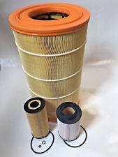 NEW MAN TGL/TGM Filter Kit, Oil Fuel & Air Filter