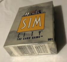 SimCity Sim City CCG TCG Starter Deck - Factory Sealed