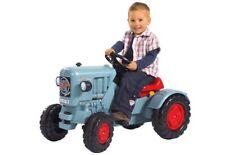 BIG Eicher Diesel ED 16 Kinder Traktor Tretfahrzeug Kindertrettrakt bis 50 kg