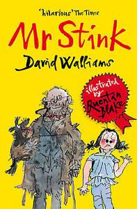Mr Stink by David Walliams NEW