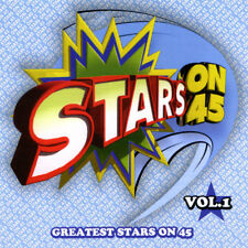 Stars On 45 ‎– Greatest Stars On 45 Vol. 1 - CD NEW