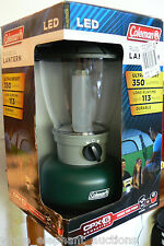 Coleman LED Rugged XL Lantern - CPX 6 Compatible 4D Batteries 350 Lumens New